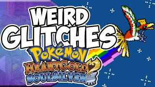 Download Weird Glitches: POKEMON HEART GOLD & SOUL SILVER Video