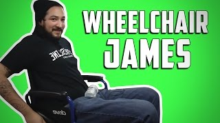 Download WHEELCHAIR JAMES • A Cow Chop Compilation Video