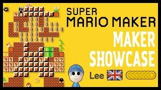 Download Super Mario Maker - Lee12 Games - Maker Showcase Video