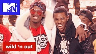 Download A Boogie Wit Da Hoodie & Don Q Get Roasted | Wild 'N Out | #Wildstyle Video