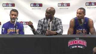 Download BIG 3 Tulsa: 3 Headed Monster vs Power Video