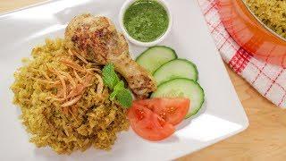 Download Thai Chicken Biryani (Kao Mok Gai) ข้าวหมกไก่- Hot Thai Kitchen! Video