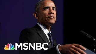 Download President Obama Orders 'Full Review' Of Election-Related Hacking | MSNBC Video