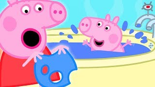 Download Peppa Pig Official Channel | George Pig Needs New Clothes Video