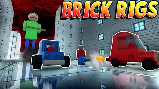 Download BALDI COMES TO LEGO CITY?! - Fun Lego User Creations! - Brick Rigs Gameplay Roleplay (Kid Friendly) Video