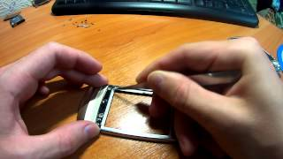 Download Nokia C2 06 Разбор Замена тачскрина Touchscreen replacement Video