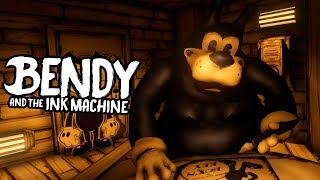 Download WHAT HAPPENED TO BORIS?! | Bendy and the Ink Machine Downward Fall (ENDING) Video