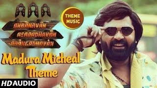 Download AAA►Madurai Micheal Theme Song || STR, Shriya Saran, Tamannaah, Yuvan Shankar Raja | Tamil Songs Video