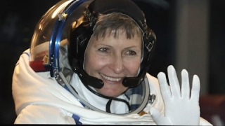 Download Oldest Spacewoman Sets Spacewalking Record Video