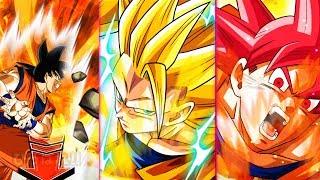 Download 6 SSR MULTI!? NEW SSG GOKU SUMMON ANIMATION! Dragon Ball Z Dokkan Battle Video