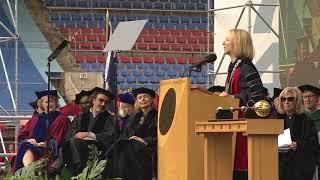 Download President Amy Gutmann 2018 Commencement Speech Video