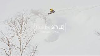 Download Naturestyle: Hokkaido, Japan Snowboard and Ski Movie Documentary Trailer Video