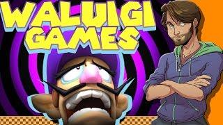 Download WALUIGI GAMES - SpaceHamster Video