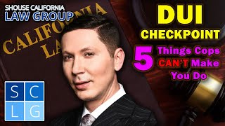 Download DUI Checkpoint: 5 things cops CAN'T make you do Video