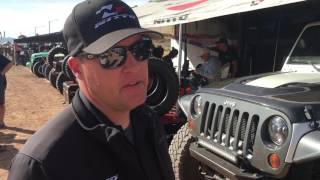 Download 2017 Nitto Tire Booth at Easter Jeep Safari Video