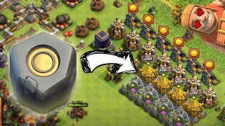 Download RUNE DES GOLDS! Lager direkt voll! ☆ Clash of Clans ☆ CoC Video