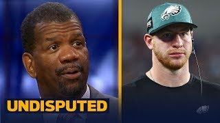 Download Rob Parker on Wentz and the Eagles after their preseason loss to the Patriots | NFL | UNDISPUTED Video