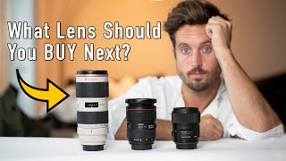 Download 3 Lenses EVERY Photographer NEEDS & Why! Video