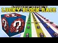 Download Minecraft: INSANE BRAIN LUCKY BLOCK RACE - Lucky Block Mod - Modded Mini-Game Video