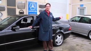 Download Buying a 10 to 15 Year Old Mercedes Part 1: Is it Worth it? Video