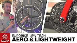 Download New Aero & Lightweight Tech For 2018 | GCN At Eurobike Video