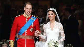 Download A Look Back at the Royal Wedding of Prince William and Kate Middleton Video