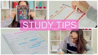 Download Climb your way to an A! | STUDY TIPS + DIY Organization | Video