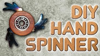 Download Making a Hand Spinner/Fidget Toy Video