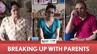 Download FilterCopy | Breaking Up With Parents | Ft. Apoorva Arora, Sheeba Chaddha and Major Bikramjeet Video
