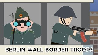 Download Berlin wall Border troops (Grenztruppen) Video