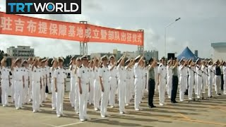 Download China's base in Djibouti Video