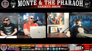 Download Barry Windham in studio with Monte & The Pharaoh Video