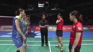 Download Daihatsu Yonex Japan Open 2017 | Badminton F M1-WD | Mat/Tak vs Kim/Kong Video