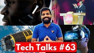 Download Tech Talks #63 - Reliance Jio Future, VR in Cinemas, Nokia Phone for 10K, Redmi Note 3 Marshmallow Video