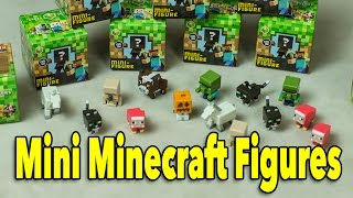 Download Mini Figure Minecraft Figures Toy Review Video