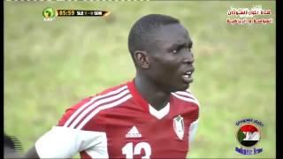 Download هدف السودان الصحيح امام سيراليون الملغي بداعي التسلل هدف نزار حامد Video