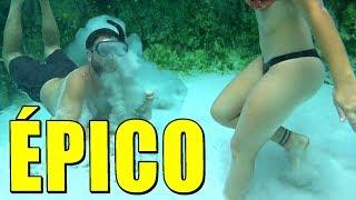 Download MERGULHANDO NA ÁGUA MAIS LIMPA DO BRASIL! INCRIVELMENTE TRANSPARENTE! JALAPÃO #598 Video