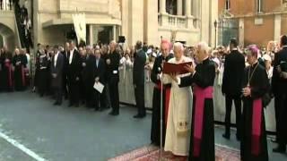 Download Benedizione della statua di San'Annibale Maria di Francia Video
