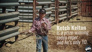 Download For this rodeo kid, roping is a way of life Video