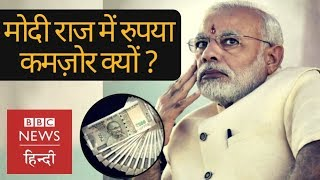Download Why Rupee is weaker than Dollar in Narendra Modi Government? (BBC Hindi) Video