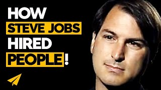 Download Young Steve Jobs on how to hire, manage, and lead people - MUST WATCH Video
