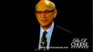 Download Milton Friedman Crushes Man's 3 Questions like Dixie Cups Video
