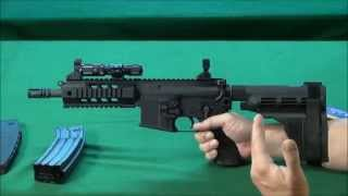 Download 5.56 7.5″ Rifle In A Pistol SIG P516 Amazing WeaponsEducation Video