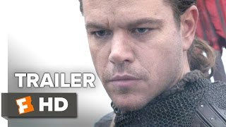 Download The Great Wall Official Trailer 1 (2017) - Matt Damon Movie Video