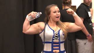 Download Kacee Carlisle vs Jordynne Grace with Maria Manic as referee Video