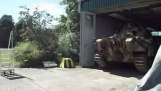 Download Panther in Munster fahrbereit für Stahl auf der Heide 2016 Video