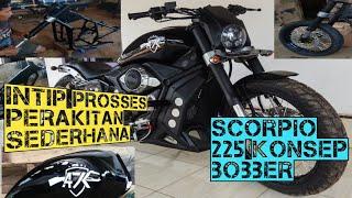 Download Modifikasi yamaha scorpio 225cc Video