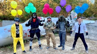 Download Airsoft Battle Royale | Dude Perfect Video