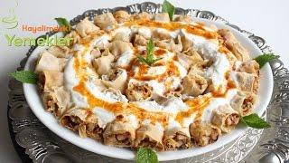 Download Yoğurtlu Sultan Kebabı - Hayalimdeki Yemekler Video