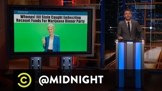 Download Fake News Fake-Out - @midnight with Chris Hardwick Video